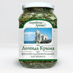 Фиточай Легенды Крыма, 90 г