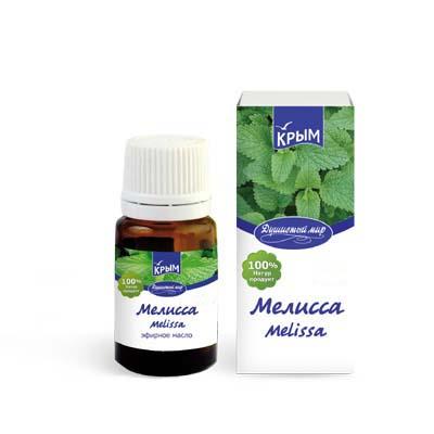 Масло Мелисса