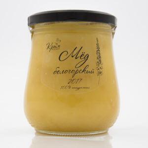Белогорский мёд 500 мл