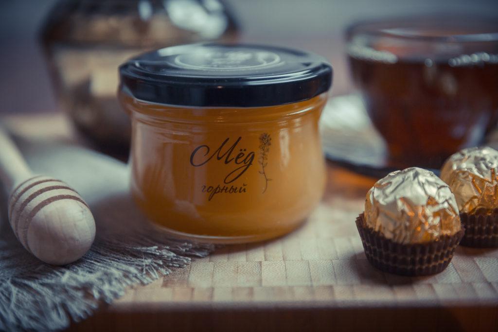 Горный мёд из Крыма