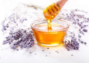 Лавандовый мёд из Крыма