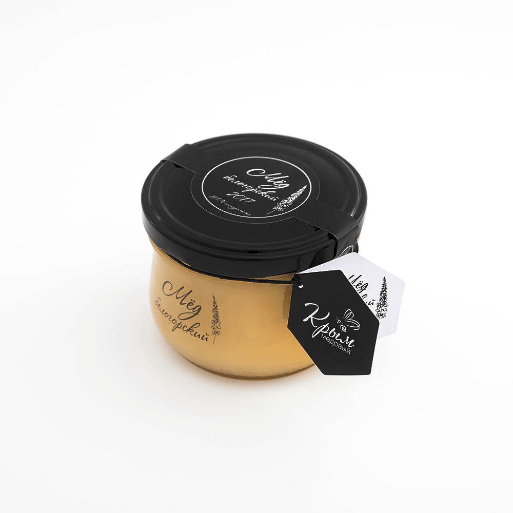 Мёд белогорский, 300 г