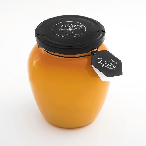 Мёд кориандровый, 2,12 кг