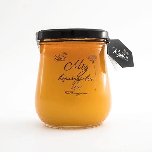 Мёд кориандровый, 640 г