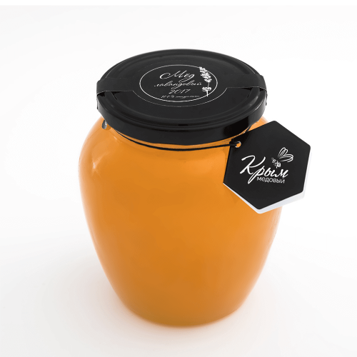 Мёд лавандовый, 1 кг