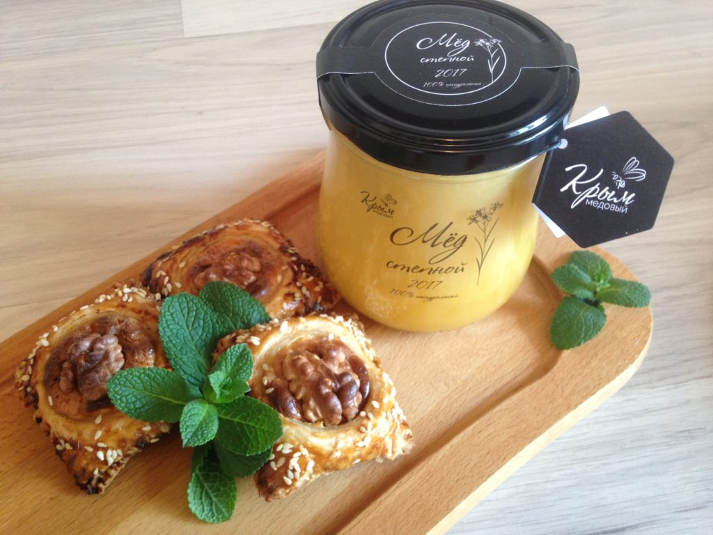 купить мед в Москве