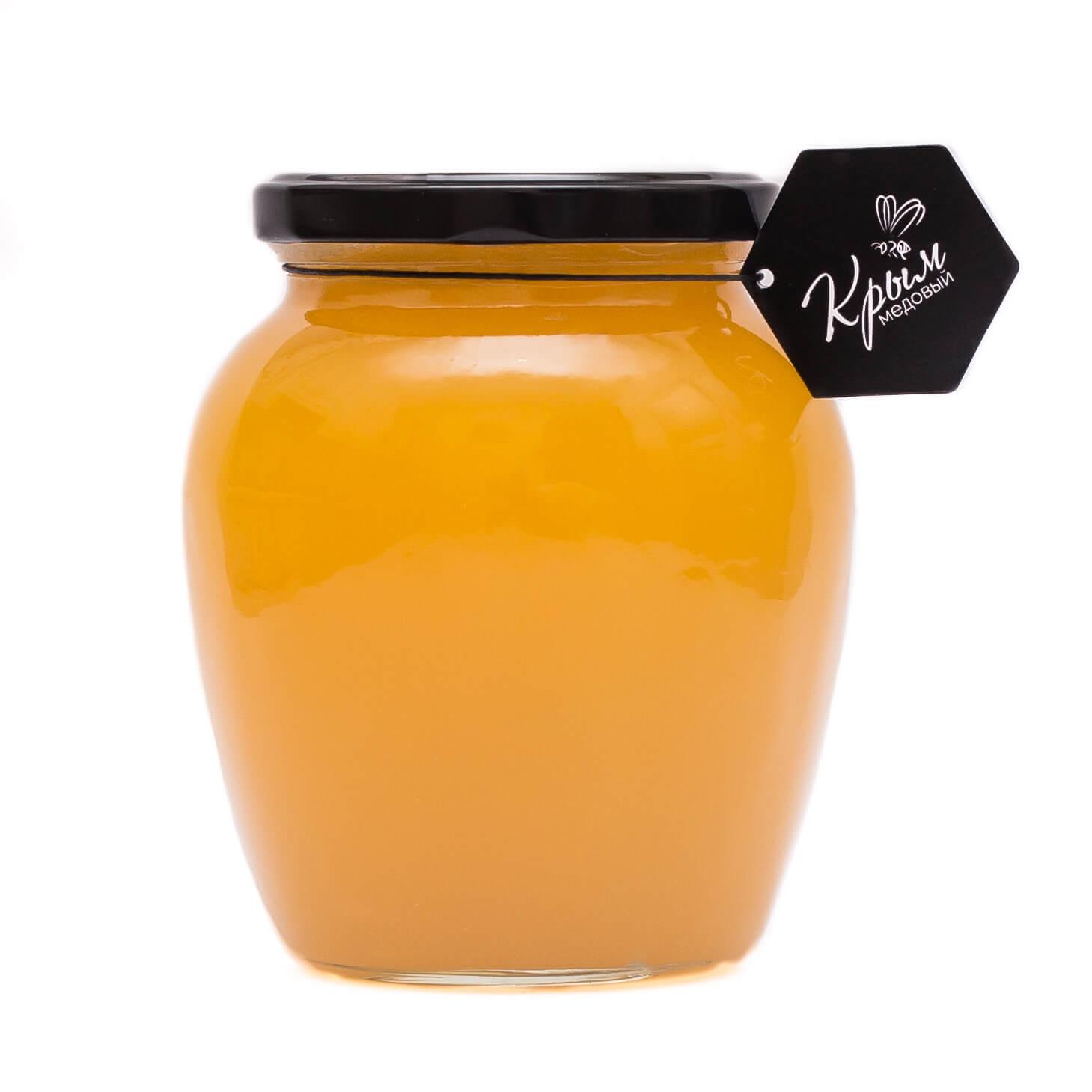 Мёд Степной 1 кг