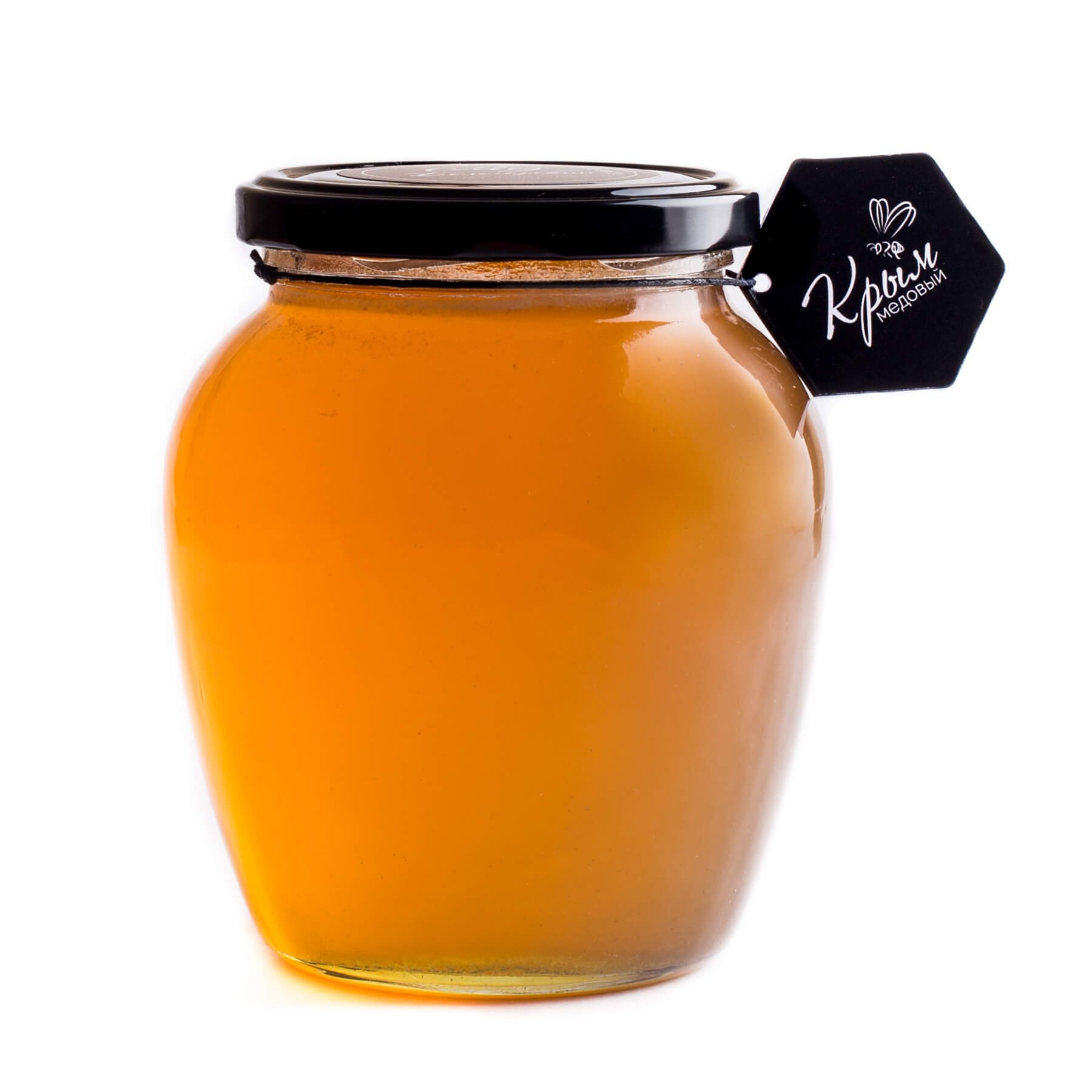 Мёд Белогорский 1кг