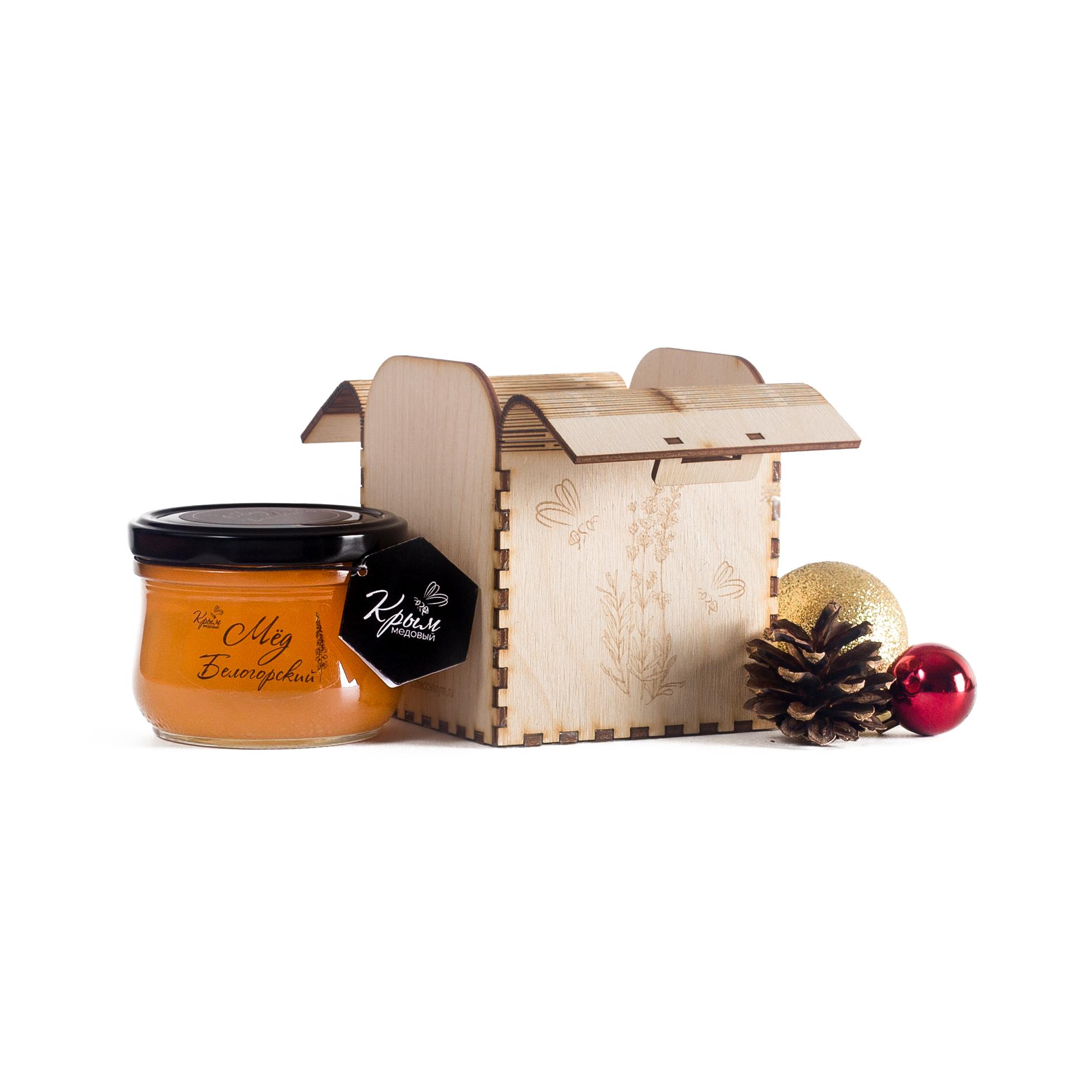 Мёд с пасеки Медовый Крым 300г