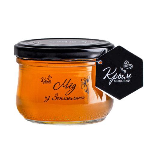 Мёд из Земляничного, 300г
