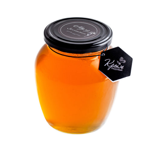 Мёд из Земляничного 1кг