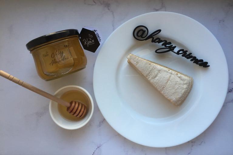 Белевская пастила с мёдом