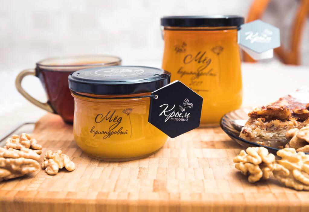 Дегустация мёда в три этапа
