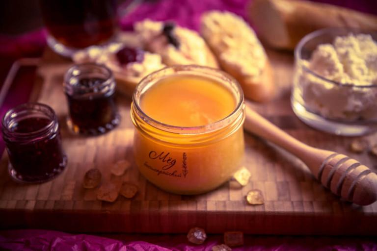 Мёд на завтрак