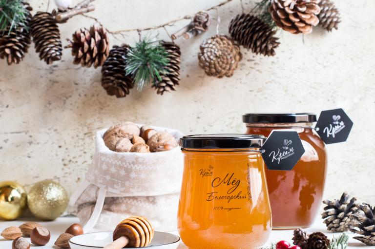 Мёд – лучший из подарков!