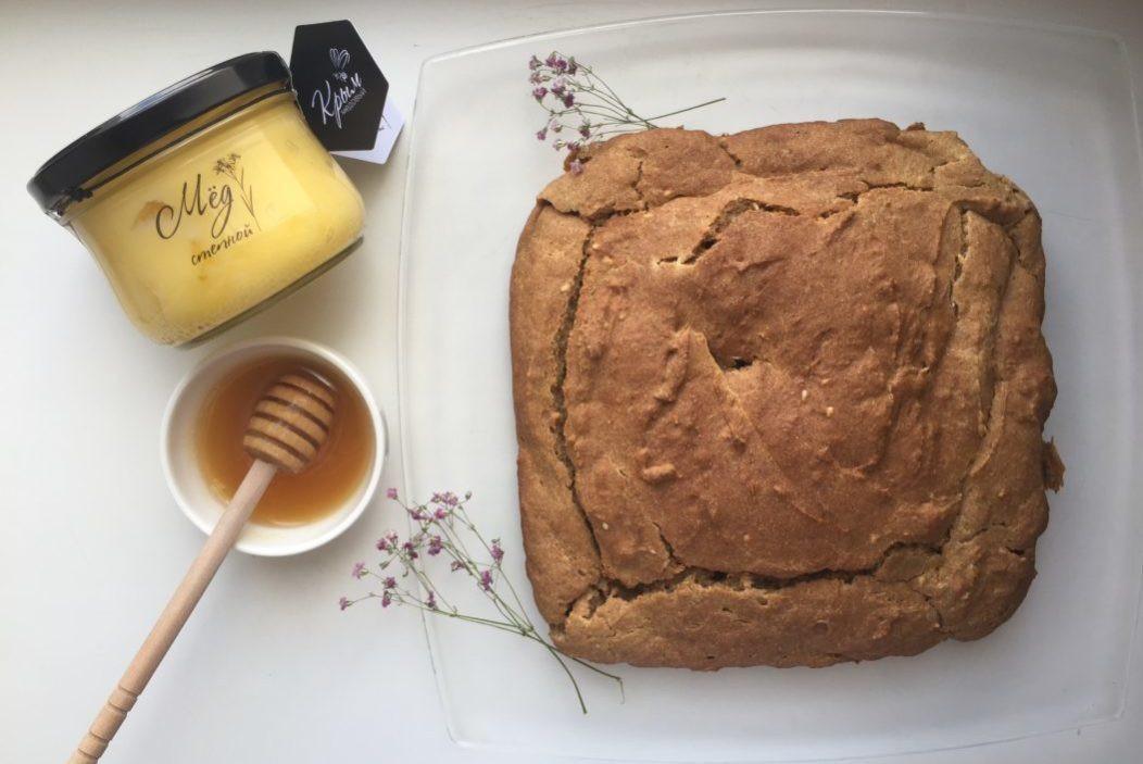 Ржаной хлеб с мёдом | Рецепты с мёдом от Медовый Крым