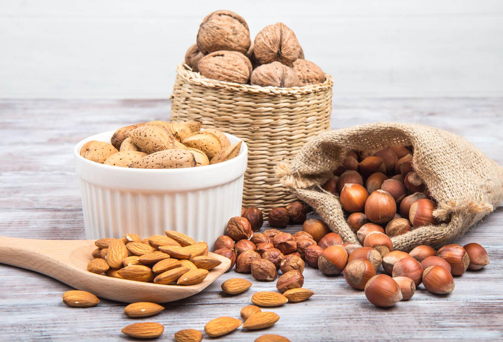 Отборные орехи от «Медовый Крым»