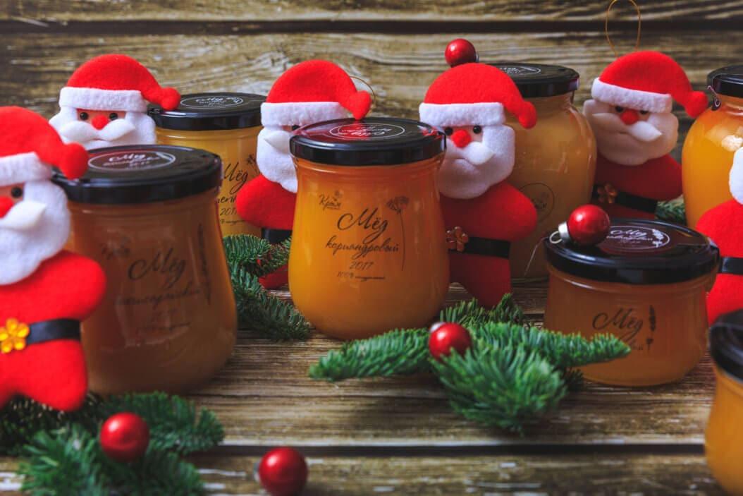 В Старый Новый Год мёд поможет желаниям сбыться