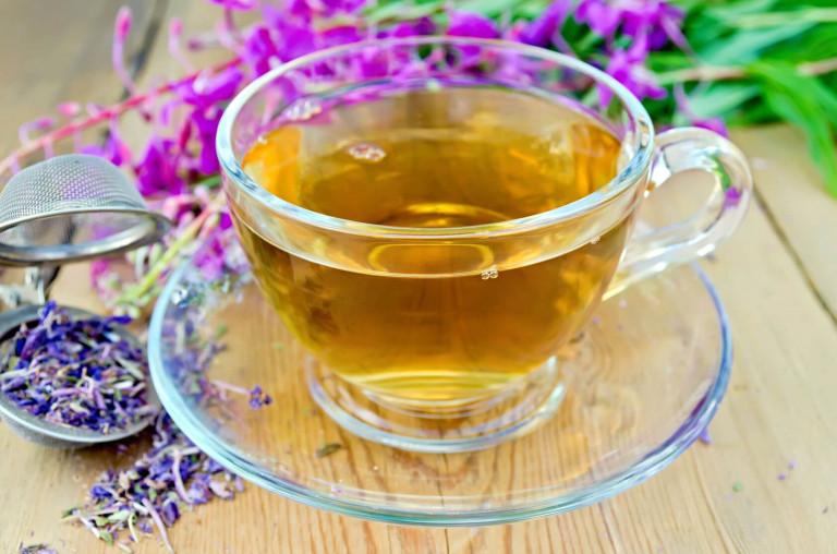 Пять правил заваривания фиточая - Приятного чаепития!