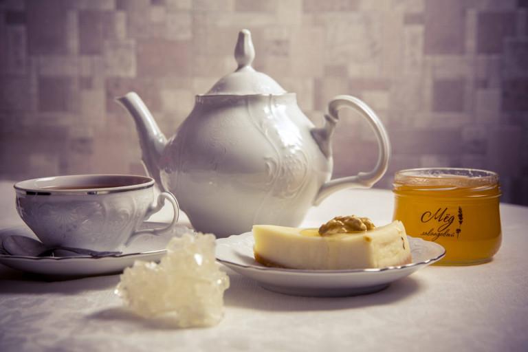 творожная запеканка с медом