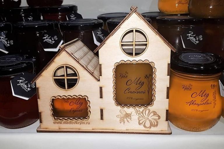 Подарочные коробочки для мёда