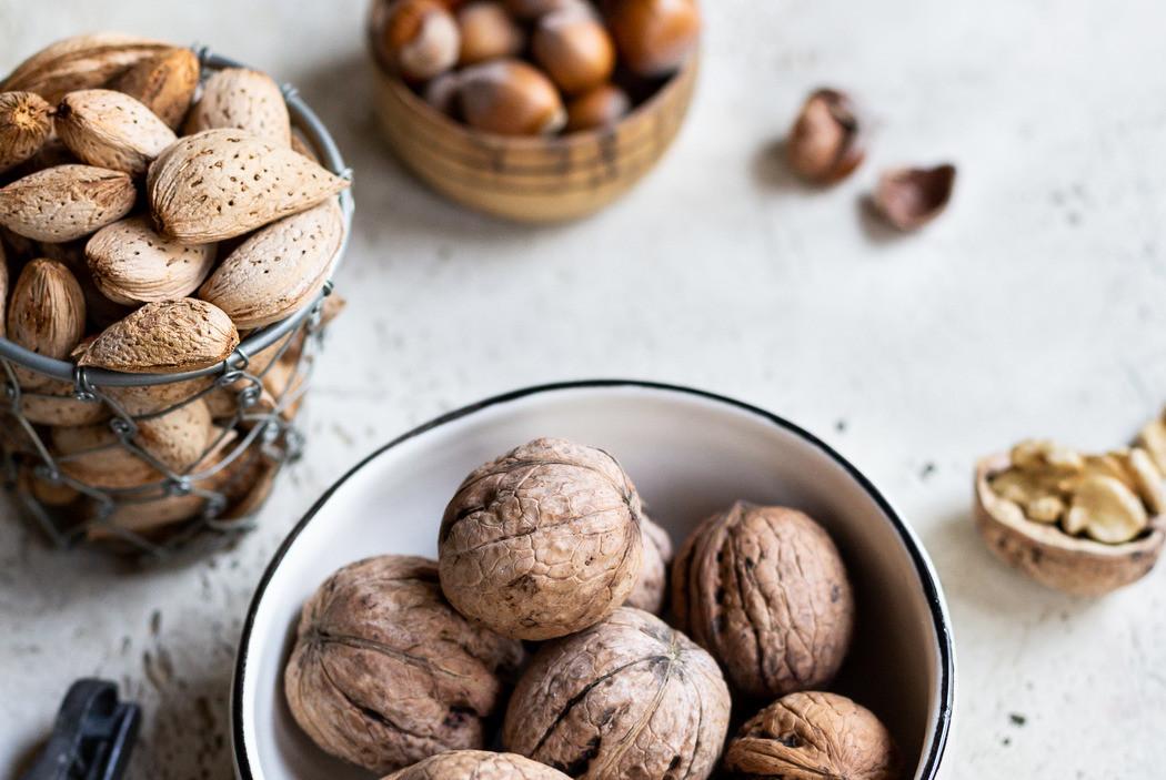 10 причин ввести в свой рацион орехи