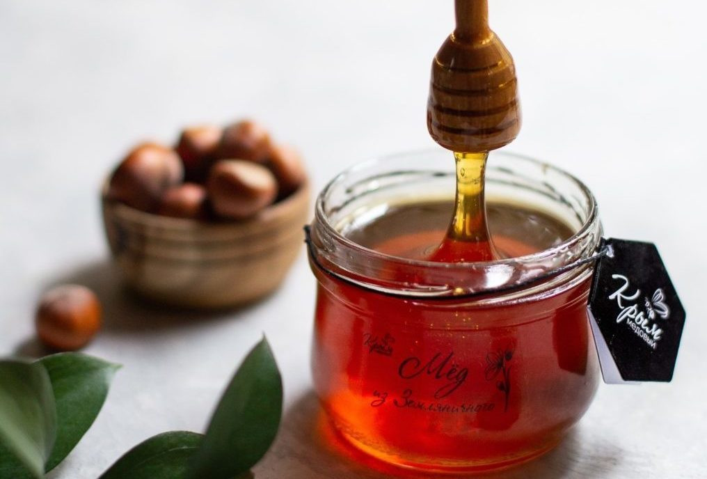 Самый насыщенный мёд - в августе?